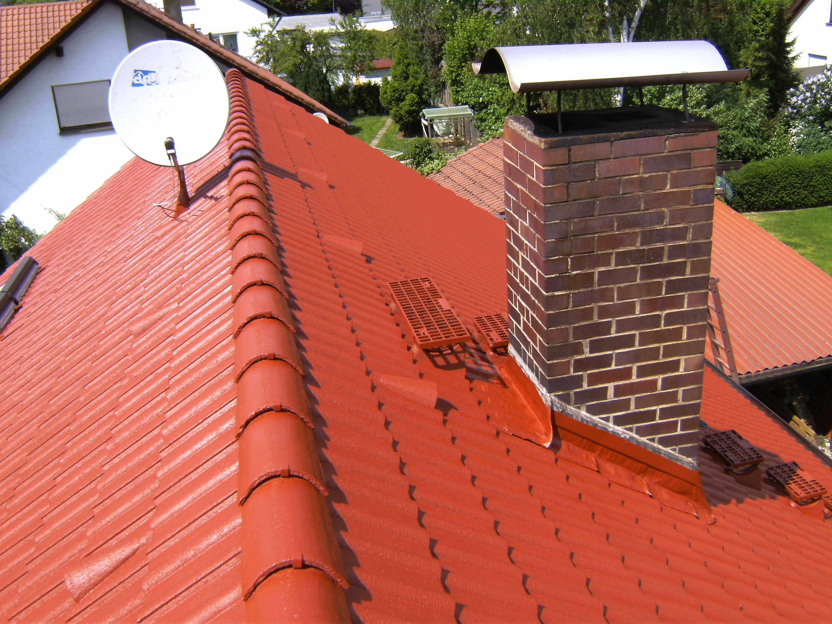 Sodif syst mes hydrofuges pour for Choisir couleur toiture
